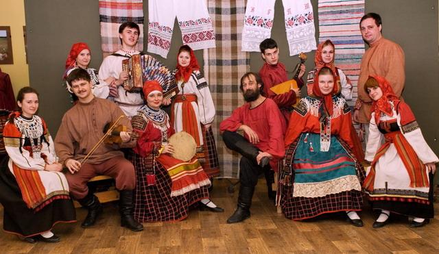 Folk group «zabava»